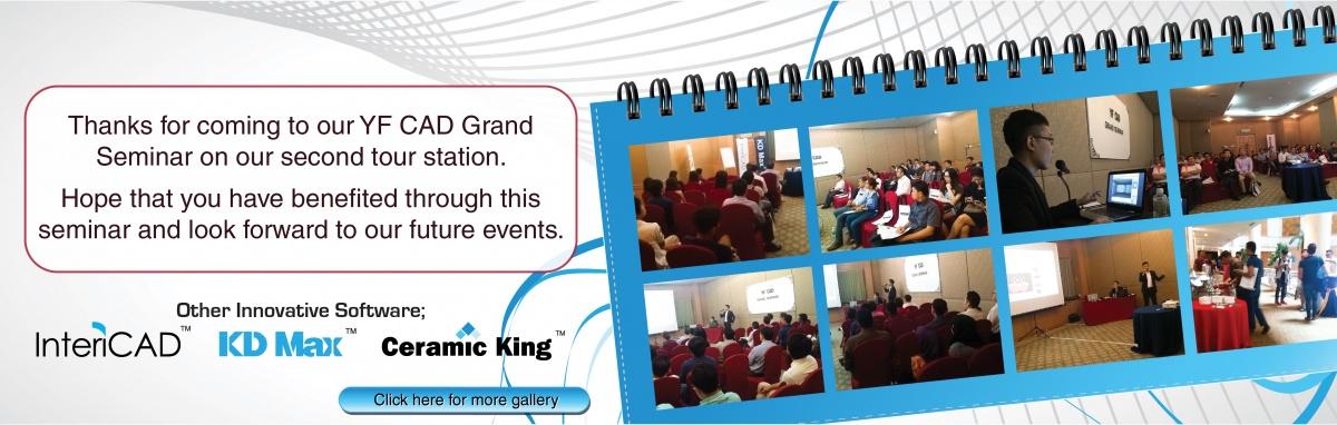 YF CAD Grand Seminar JB Station Gallery